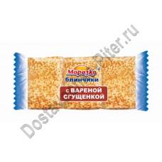 Блинчики Морозко с вареной сгущенкой 3штх70г