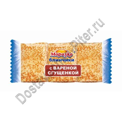 Блины с вареной сгущенкой рецепт с фото