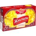 Жюльен из курицы с грибами Российская Корона 250г