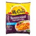 Картофель фри золотистый волнистый 750г МакКейн