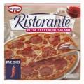 Пицца Ristorante пепперони-салями 320г
