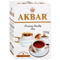 Чай AKBAR Золотая Серия крупнолист 250г