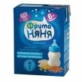 Каша Фрутоняня мультизлаковая молочная жидкая 200г