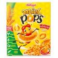 Готовый завтрак Kellogg`s Miel Pops медовые колечки 225г