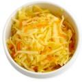 Салат желтый из капусты 100г