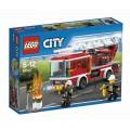 Конструктор Lego City Fire Пожарный автомобиль с лестницей арт60107