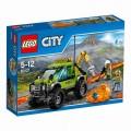 Конструктор LEGO City Volcano Грузовик Исследователей Вулканов арт.60121