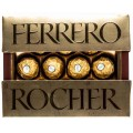 Конфеты Ferrero Rocher хрустящие 125г
