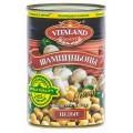 Шампиньоны Vitaland целые 400г ж/б