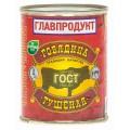 Говядина тушеная Главпродукт 1 сорт 338г ж/б