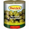 Оливки Iberica c/к крупные 875г ж/б