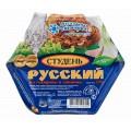 Студень Хрустальная Снежинка Русский из говядины и свинины 200г