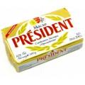 Масло PRESIDENT сливочное 82% 200г
