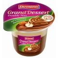 Пудинг Ehrmann Grand Dessert со взбитыми сливками Двойной Орех 4,9% 200г