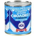 Молоко цельное сгущенное Рогачевъ с сахаром 8,5% 380г