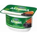Биопродукт творожно-йогуртный Danone Активиа инжир/курага/чернослив 4,2% 130г