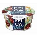 Йогурт Epica Bouquet с черешней и экстрактом цветов апельсина 4,8% 130г