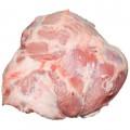 Свинина охлажденная окорок без кости 1кг