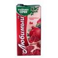 Напиток Любимый ябл/гранат/чернопл.рябина 1,93л т/пак