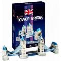 Игрушка Пазл 3D Cubic Fun Шедевры Архитектуры Тауэрский мост арт.C702h