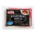 Крабовое мясо с мясом натурального краба VICI 200г