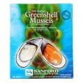 Мидии зеленые в полости ракушек Greenshell Mussels 1кг