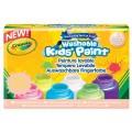 Краски 6 цветов с металическими и неоновыми цветами в ассор. 54-5000/54-2391