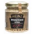 Горчица HEINZ Французская стекло 180г