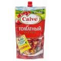 Кетчуп Calve томатный 350г д/п