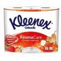 Туалетная бумага Kleenex клубника 3сл 4рул