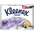 Туалетная бумага Kleenex Premium Comfort 4сл 4рул