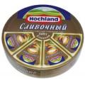 Сыр плавленый Hochland сливочный 140г круг