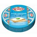Сыр плавленый President Легкий 8 сырков сливочный 140г Россия
