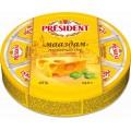 Сыр плавленый President Мааздам 8 сырков 140г Россия