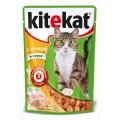 Корм KiteKat курица в соусе 100г