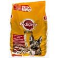 Корм Pedigree для взрослых собак крупных пород Говядина 2,2кг