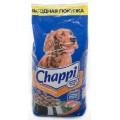 Корм Chappi для собак Мясное изобилие сухой 15кг