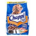Корм Chappi для собак Мясное изобилие сухой 2,5кг