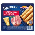 Блинчики с ветчиной и сыром Морозко 370г