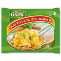 Картофель Морозко Green д/жарки 450г