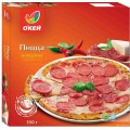 Пицца ОКЕЙ пепперони 350г